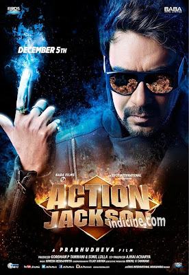Free Download Action Jackson 2014 Hindi DVDRip