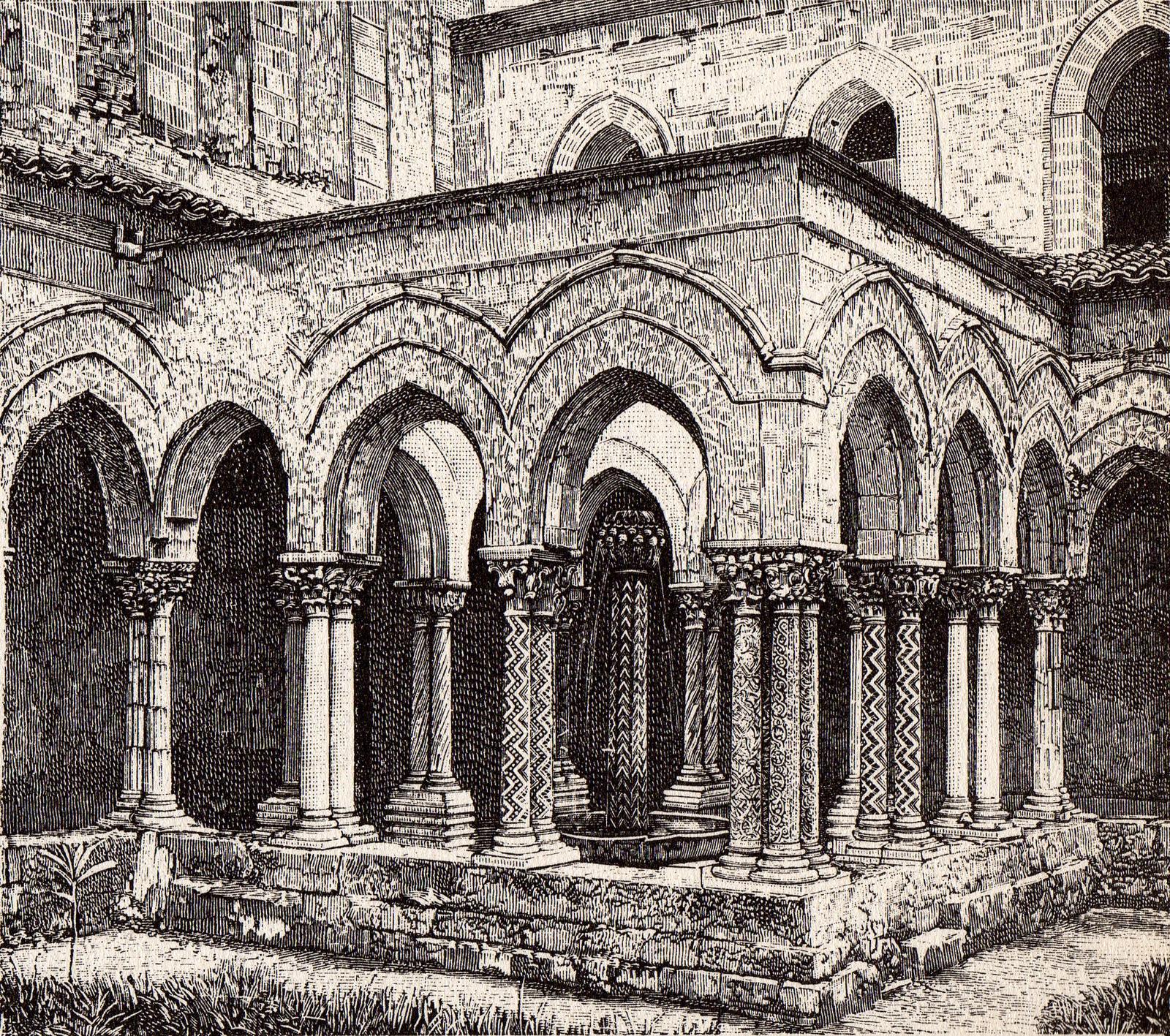 architettura arte architetture xilografie