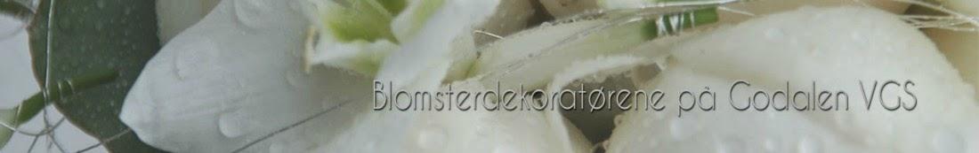 Blomsterdekoratører - Godalen vgs