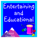 Entertaining & Educational Link-up @ Highhill Homeschool