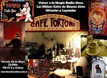 Los Miticos Cafes de Buenos Aires