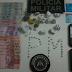 Capim Grosso: PM apreende drogas e prende traficantes.