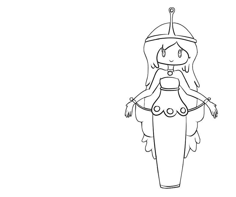 printable-princess-bubblegum-cute-coloring-pages