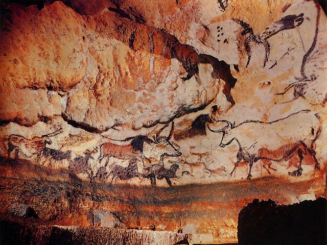 barlangfestmény állatok