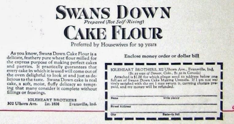 Pancake Recipe With Swans Down Cake Flour