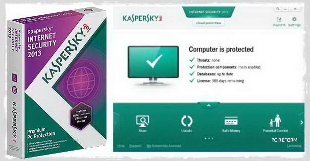kaspersky internet security 2013 activation code for 1 year