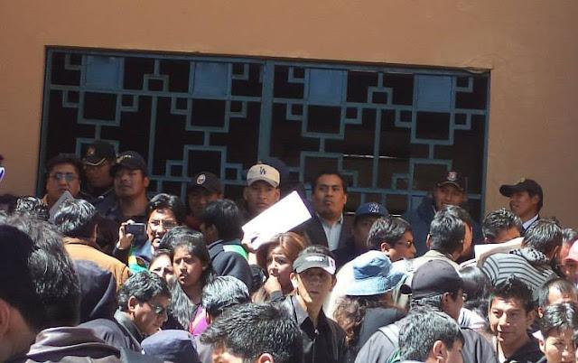 Opinion: Crisis, corrupción y matonaje en la UPEA