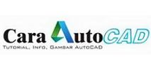 Cara AutoCAD