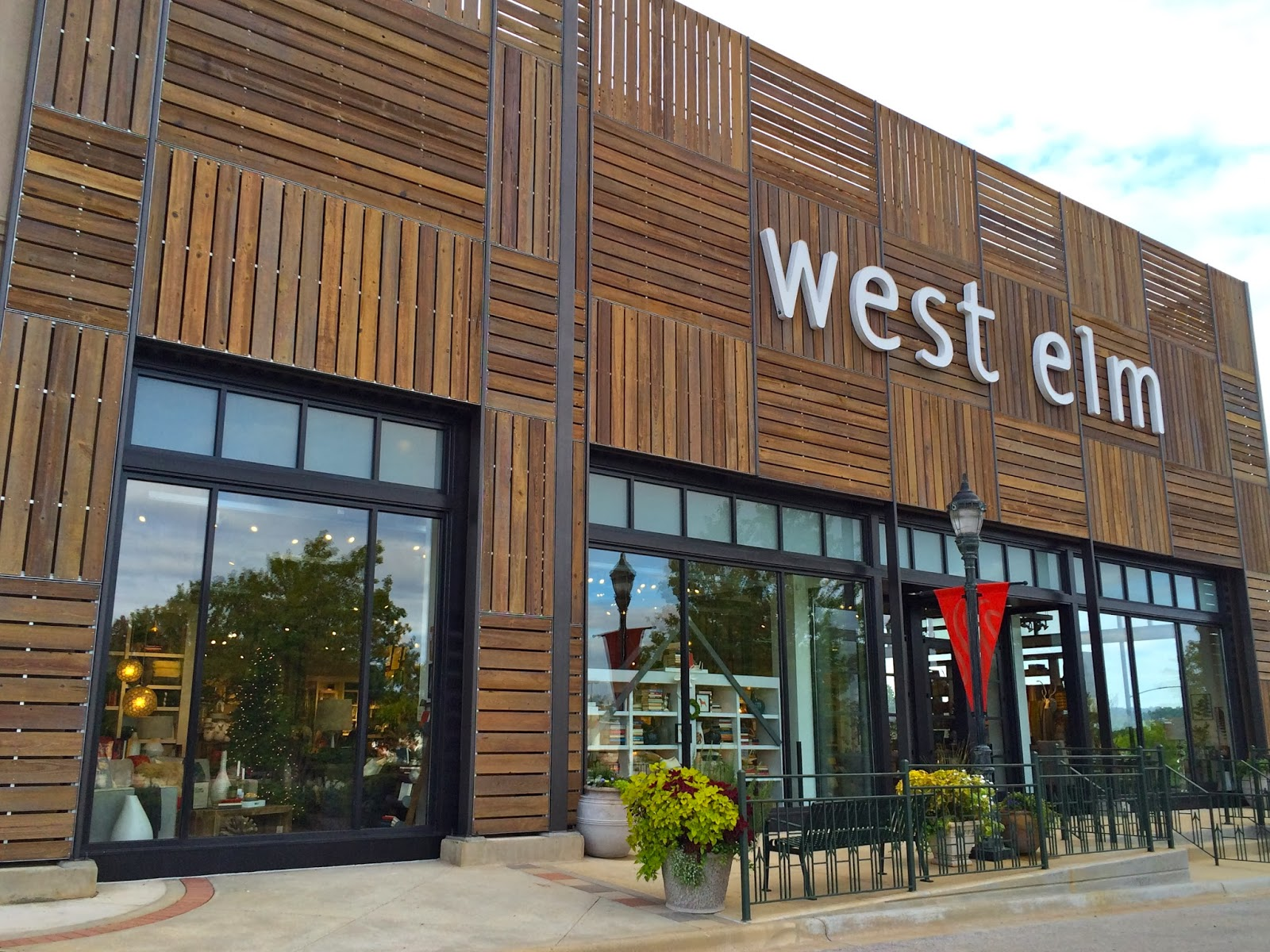 Grass Stains West Elm Opened In Birmingham