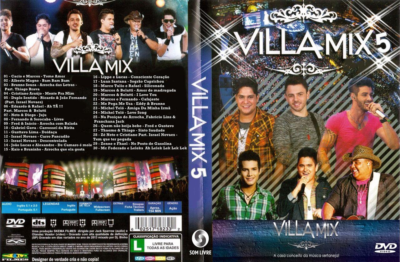 Villa Mix 5 DVDRip XviD 2013 001