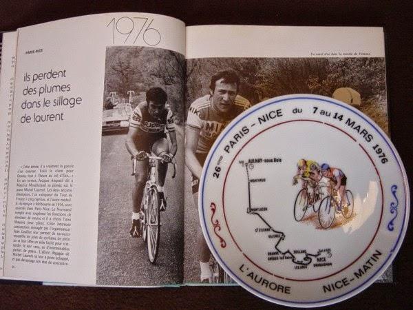 LUIS OCAÑA - Paris Niza 1976 (Equipo Super Ser-Bicicletas Zeus)