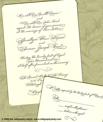 prepare wedding dresses wedding invitation wording a With traditional spanish wedding invitations