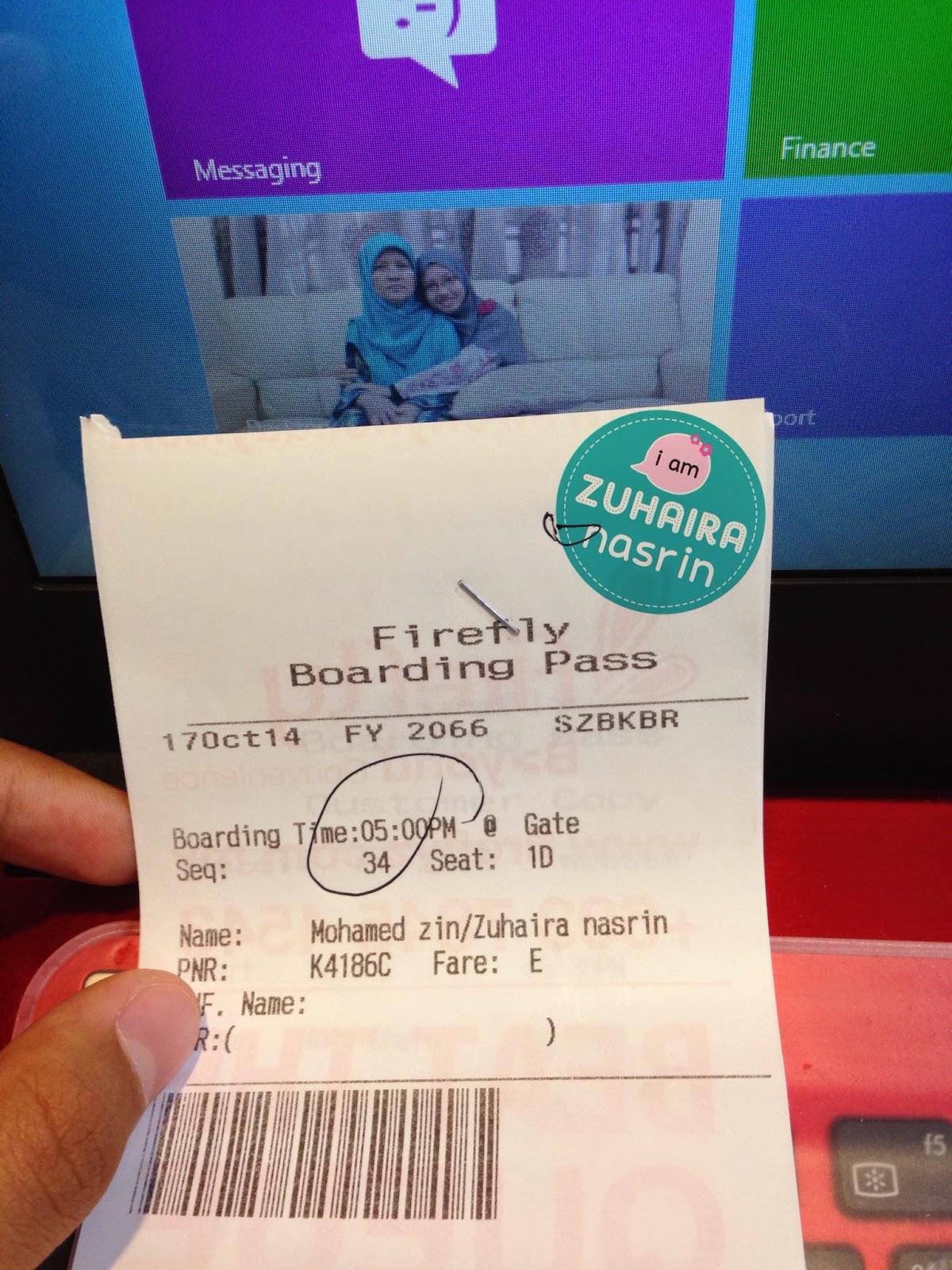 Cara mudah dari UKM ke Subang Airport