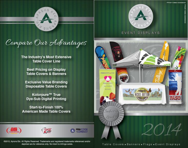 2014 Event Marketing Displays Catalog