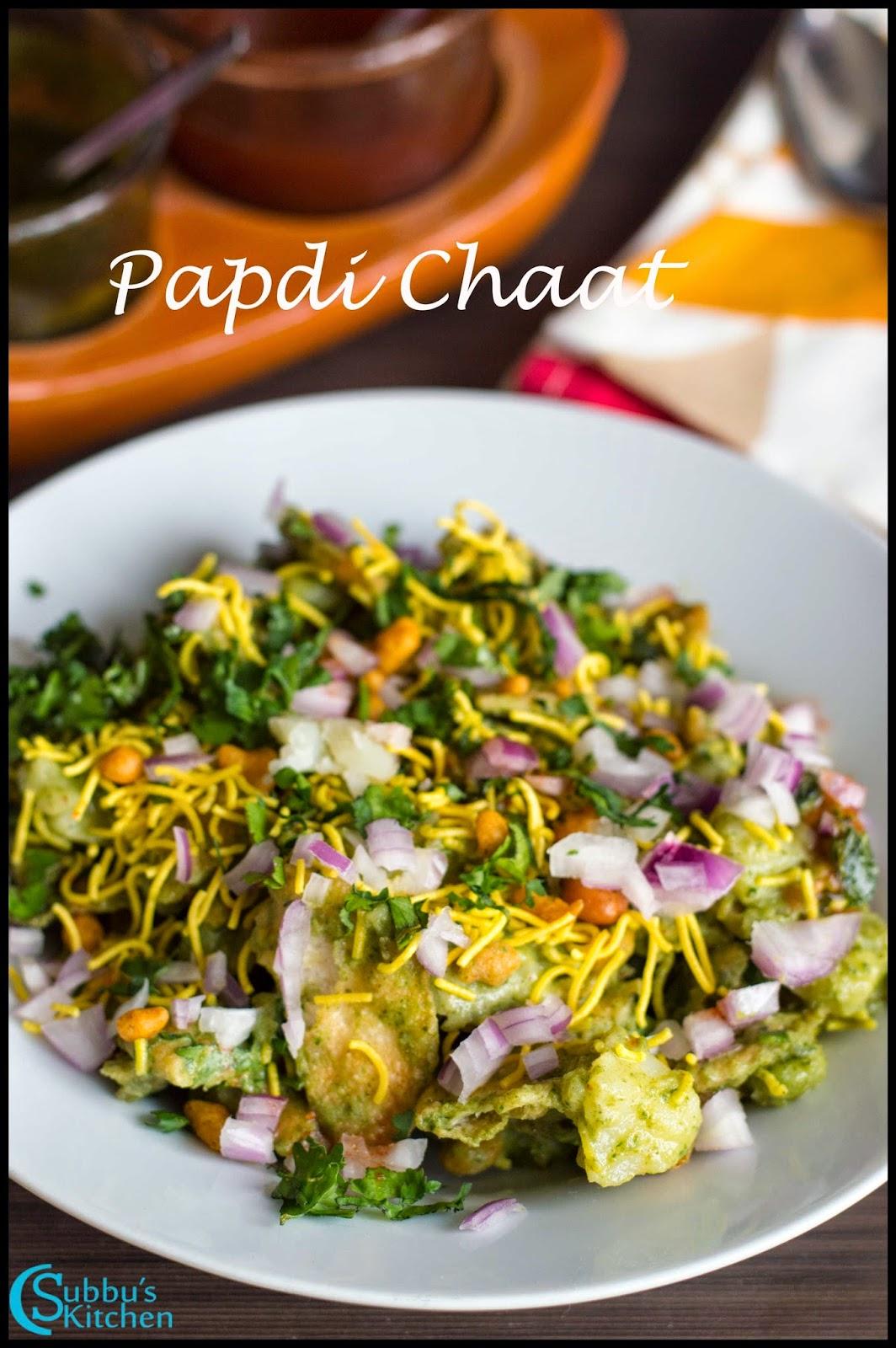 Dahi Papdi Chaat Recipe | How to make Dahi Papdi Chaat