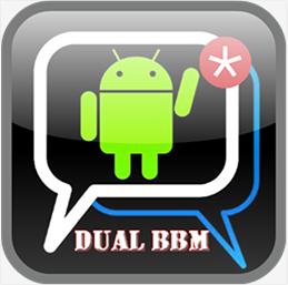 BBM Dobel New Aplikasi Android BBM 2015