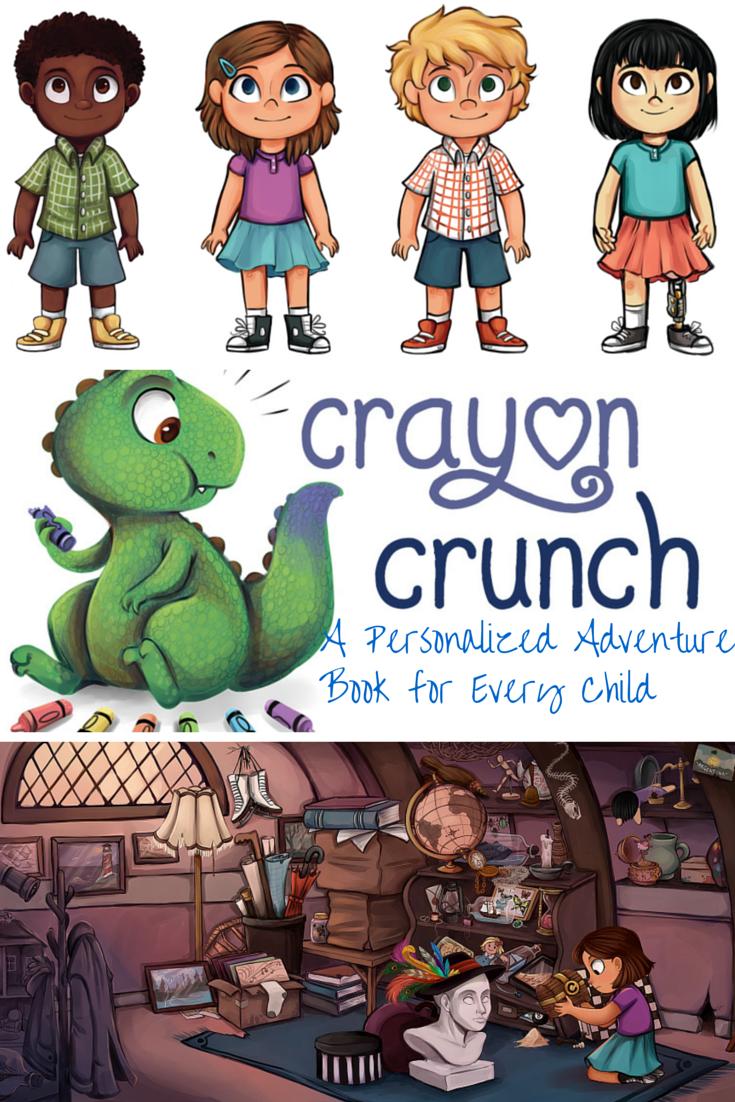 crayon crunch