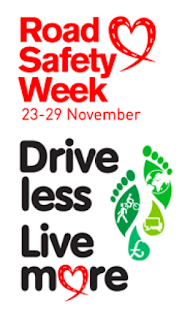 Drive less live more, Road safety, Brake Charity