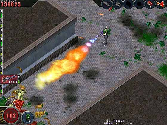 alien shooter v.1.2 trainer free