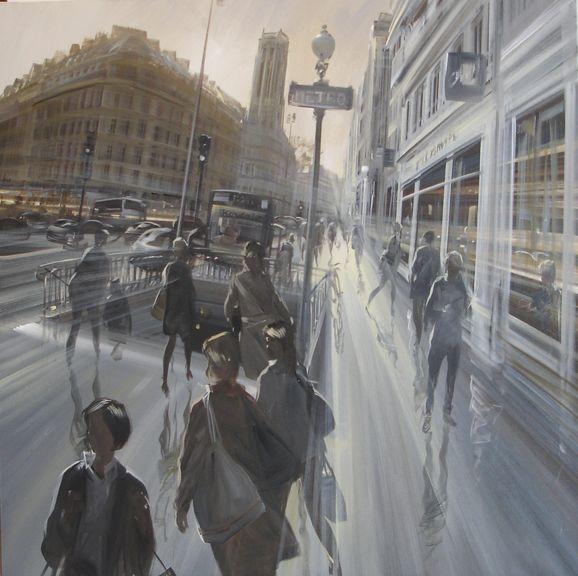 nuncalosabre. Pintura | Painting - Kerdalo