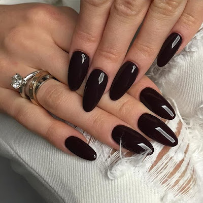 Jesienny manicure - inspiracje