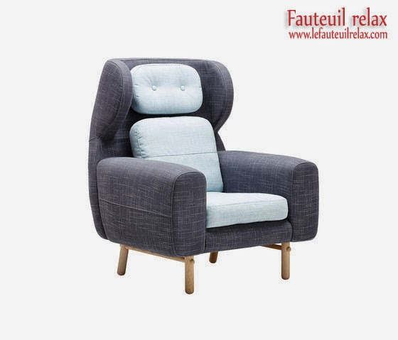 fauteuil design scandinave ayo fauteuil relax. Black Bedroom Furniture Sets. Home Design Ideas