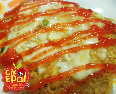 A simple dish - Murtabak Maggie ~ Live Your Dream