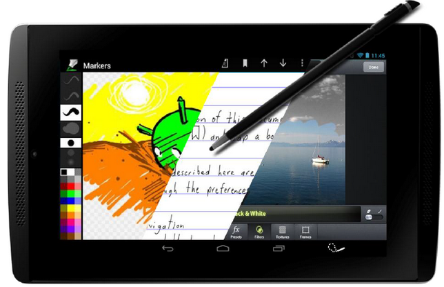NVidia Tegra Note 7 4G LTE-Enabled Tablet