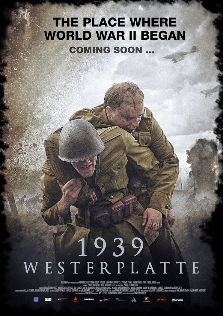 1939 Battle Of Westerplatte (2013) BluRay 720p