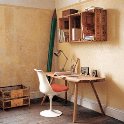 Bonito bueno barato julio 2012 - Como forrar una silla de escritorio ...