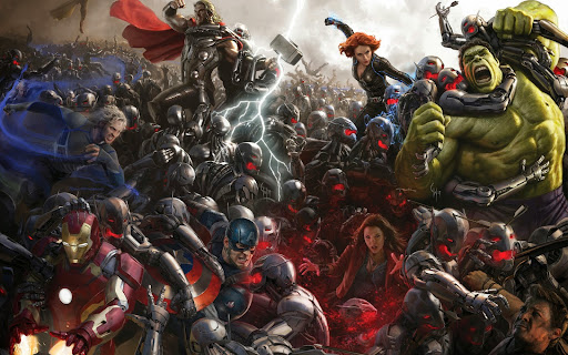 Concept Art Avengers: Age Of Ultron