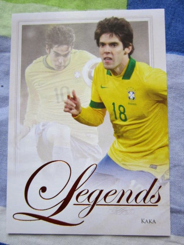 Futera series 4 FWF online World Series Legends Superstars MemoPower Heroes Authograph Physical cards FIFA World Cup Brazil 2014 Football Soccer Sangju Sangmu FC  series 4 FWF online World Series Legends Kaka LEG19 Brazil Sao Paulo Milan Real Madrid Major League Soccer Orlando City Carlos Dunga Argentina Japan International Ricardo Izecson dos Santos Leite Superstars MemoPower Heroes Authograph Physical insert actual cards Real Madrid Barcelona Liverpool Chelsea Arsenal Manchester United Man U BPL Premier League Man of the Match MOTM MOM 100 club Topps Match Attax Roberto Baggio Zlatan Ibrahimovic printed actual Lionel Messi