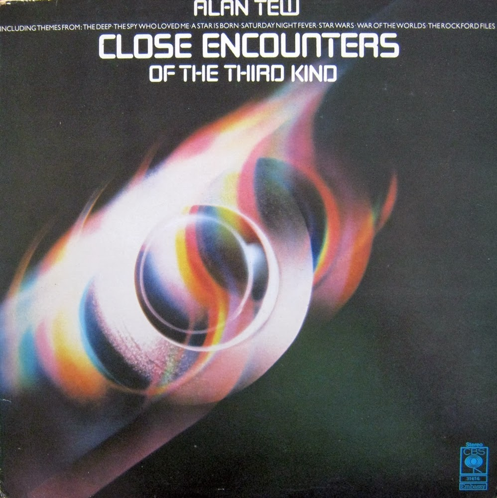 Alan Tew Close Encounters Of The Third Kind