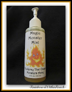 "photo of: ""Magic Monster Mist"" The Spray that Chases Monsters Away"