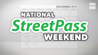 National StreetPass Weekend 2013