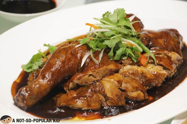 Ming Kee Chicken Dish