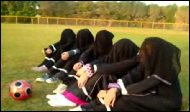 The Turbulent World of Middle East Soccer: Saudi women ...