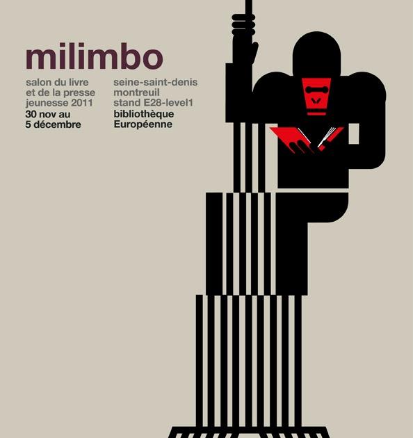 Milimbo salon du livre montreuil 2011 for Salon du livre jeunesse montreuil