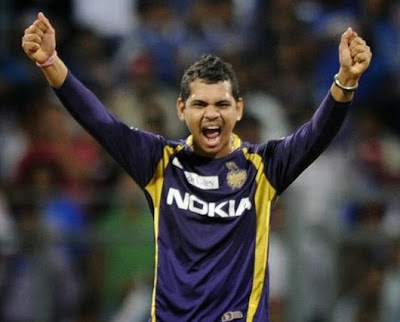 Narine pass hogaya in bowling action!