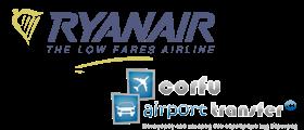 Corfu Airport Transfer Ryanair