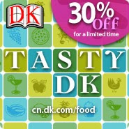 Food and Drink Books from DK Canada DEAL