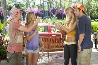 just go with it-nick swardson-jennifer aniston-brooklyn decker-adam sandler