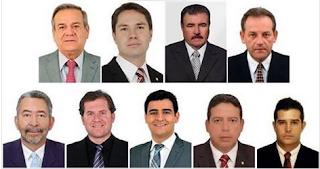 Veja como votariam hoje os deputados de Alagoas no impeachment de Dilma?