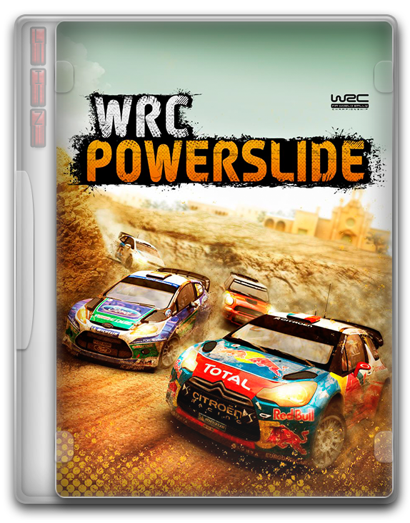 Download WRC Powerslide-CODEX