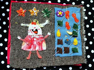 Avec 5 ailes : tutoriel du porte-aiguilles Candy Crush