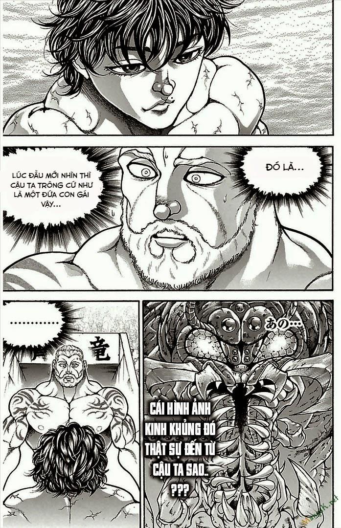Baki Dou chap 3 Trang 8 - Mangak.info