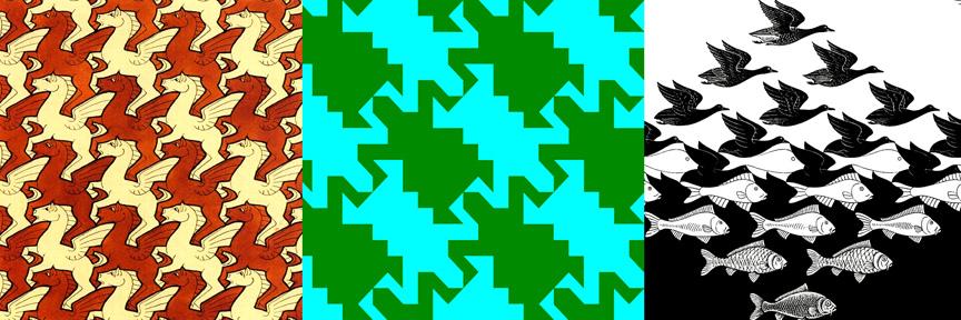 Tessellation Nation - Annie Ink