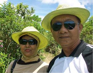 Ir. H. Dian Kusumanto dan Istri Ir. Hj. Rini Astuti