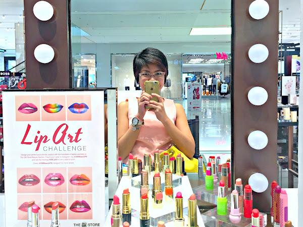 SM Beauty celebrates International Lipstick Day