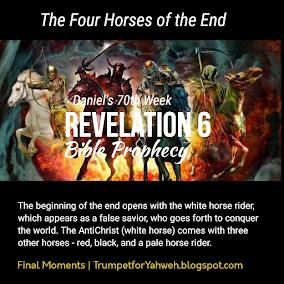 The Four Horsemen!